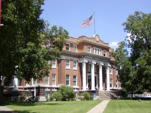 Freestone County Courthouse